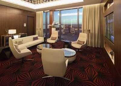 Etihad Airlines Lounge  Abu Dhabi