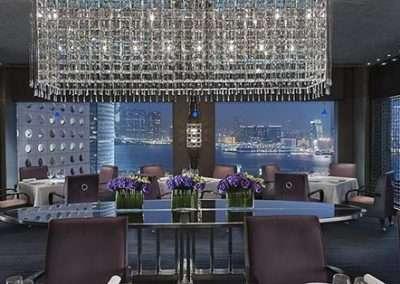 Restaurant Pierre Hong Kong